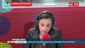 La matinale Bel RTL : RTL Info 8h du 02/07