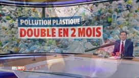 RTL INFO 13H : Confinement: forte augmentation de la pollution plastique dans le m...