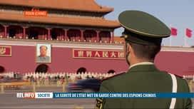 RTL INFO 19H : L'espionnage chinois, l'une des plus grosses menaces pour la Belgiq...