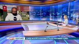 RTL INFO 19H : Double infanticide à Erquelinnes: la mère inculpée d'assassinat