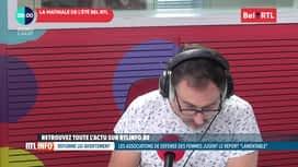 RTL INFO sur Bel RTL : RTL Info 8h du 03/07