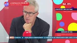 L'invité de 7h50 : Bernard De Vos,  Délégué général aux droits de l'enfant