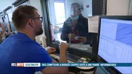 RTL INFO 13H : Un dysfonctionnement chez Orès bloque des centaines de compteurs à ...
