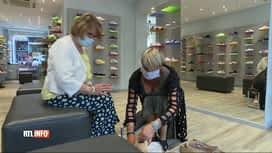 RTL INFO 13H : Coronavirus: étude sur le port du masque dans les supermarchés