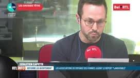 RTL INFO sur Bel RTL : RTL Info 18h du 03/07