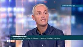 RTL INFO 19H : Coronavirus: quel bilan tirer de la réouverture des écoles ?