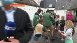 RTL INFO 13H : Coronavirus: les camps scouts ont débuté avec des règles strictes