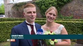 RTL INFO 13H : L'organisation d'un mariage n'est pas simple avec la crise sanitaire