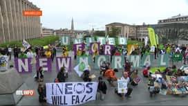 RTL INFO 13H : Les ONG manifestent pour que le monde évolue après la crise sanitaire