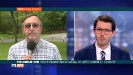 RTL INFO 19H : Reconfinement en Catalogne: les conseils d'Yves Van Laethem