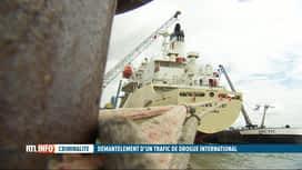 RTL INFO 19H : Un réseau international de trafiquants de drogue démantelé en Belgique