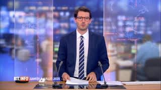 RTL INFO 19H : RTL INFO 19 heures (04/07/20)
