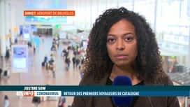 RTL INFO 13H : Reconfinement en Catalogne: les Affaires Etrangères modifient leurs...
