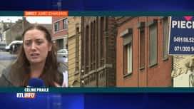 RTL INFO 13H : Opération de police à Charleroi: une femme s'est retranchée chez elle