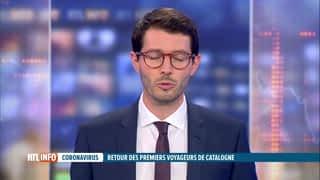 RTL INFO 13H : RTL INFO 13 heures (05/07/20)