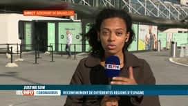 RTL INFO 19H : Coronavirus: les Affaires Etrangères modifient leurs avis pour l'Es...