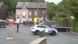 RTL INFO 19H : Fort Chabrol à Jumet (Charleroi): la femme s'est rendue à la police
