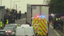 RTL INFO 19H : Migrants décédés dans un camion en 2019: la Belgique mise en cause