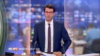 RTL INFO 19H : RTL INFO 19 heures (05/07/20)