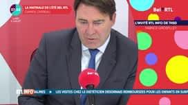 La matinale Bel RTL : Denis Ducarme, ministre fédéral les classes moyennes et des indépen...