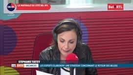 La matinale Bel RTL : RTL Info 8h du 06/07