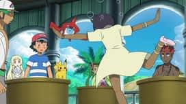 Pokemon : S20E31 La dame qui chuchote à l'oreille des pokémon !