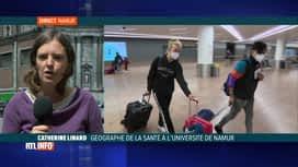 RTL INFO 13H : Coronavirus: voyager à l'étranger cet été, l'avis de Catherine Linard