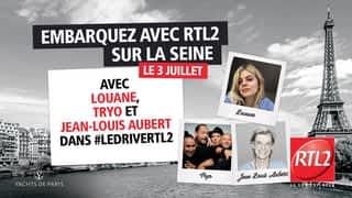 Louane, Tryo, Jean-Louis Aubert sur RTL2