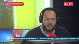 RTL INFO sur Bel RTL : RTL Info 18h du 06/07
