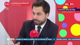 La matinale Bel RTL : Georges-Louis Bouchez, président du MR