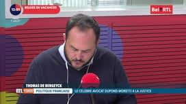RTL INFO sur Bel RTL : RTL Info 13h du 07/07