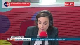 La matinale Bel RTL : RTL Info 8h du 07/07