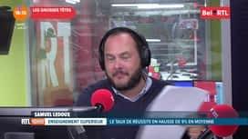 RTL INFO sur Bel RTL : RTL Info 18h du 07/07