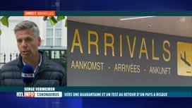 RTL INFO 19H : Coronavirus: nos ministres de la Santé se réunissent virtuellement