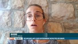 RTL INFO 19H : Coronavirus: les touristes belges à l'étranger témoignent de la sit...