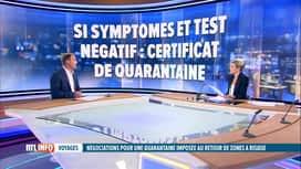 RTL INFO 13H : Coronavirus: l'employeur doit-il vous payer en cas de mise en...