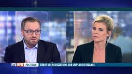 RTL INFO 13H : Formation fédérale: où en sont les négociations?