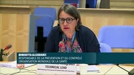 RTL INFO 13H : Coronavirus: l'OMS n'écarte pas la piste d'une transmission par l'air