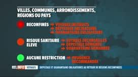 RTL INFO 19H : Coronavirus, retour des Belges: la procédure du gouvernement est co...
