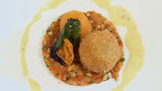 Transformer des plats typiques de la restauration rapide...