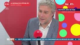 L'invité de 7h50 : Alain Maron, ministre bruxellois de la santé