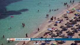 RTL INFO 13H : Coronavirus : serez-vous remboursés si vous annulez vos vacances ?