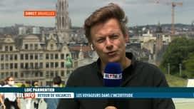 RTL INFO 13H : Coronavirus et vacances : le site des Affaires étrangères pas à jour