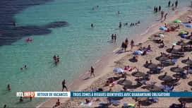 RTL INFO 19H : Coronavirus : serez-vous remboursés si vous annulez vos vacances ?