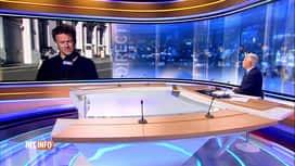 RTL INFO 19H : Le port du masque obligatoire dans les magasins discuté au prochain...