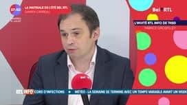 L'invité de 7h50 : Philippe Donnay, commissaire au plan