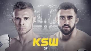 KSW 53: Szymanski vs. Pejić