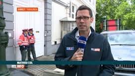 RTL INFO 13H : Plan de relance économique: Sophie Wilmès poursuit ses consultations