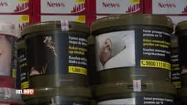 RTL INFO 13H : L'achat transfrontalier de cigarettes désormais limité à une cartouche