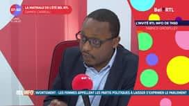 L'invité de 7h50 : Germain Mugemangango, député wallon et porte-parole francophone du PTB
